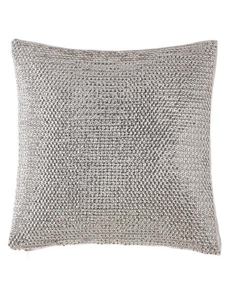 Donna Karan Home Luna Sequin Pillow