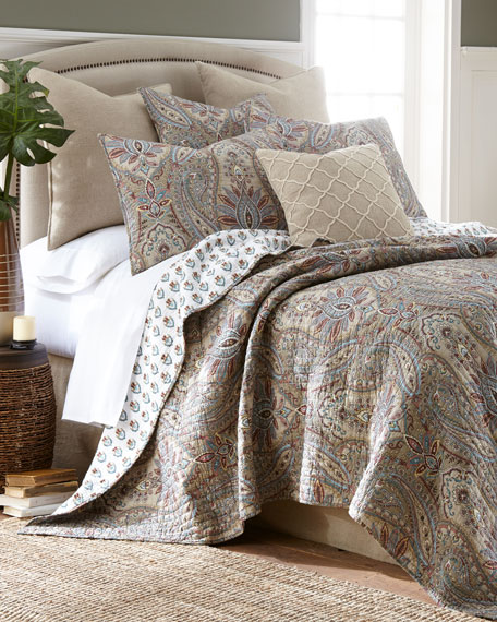 Levtex Kasey Twin Quilt Set