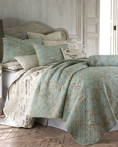 Levtex Lyon Twin Quilt Set
