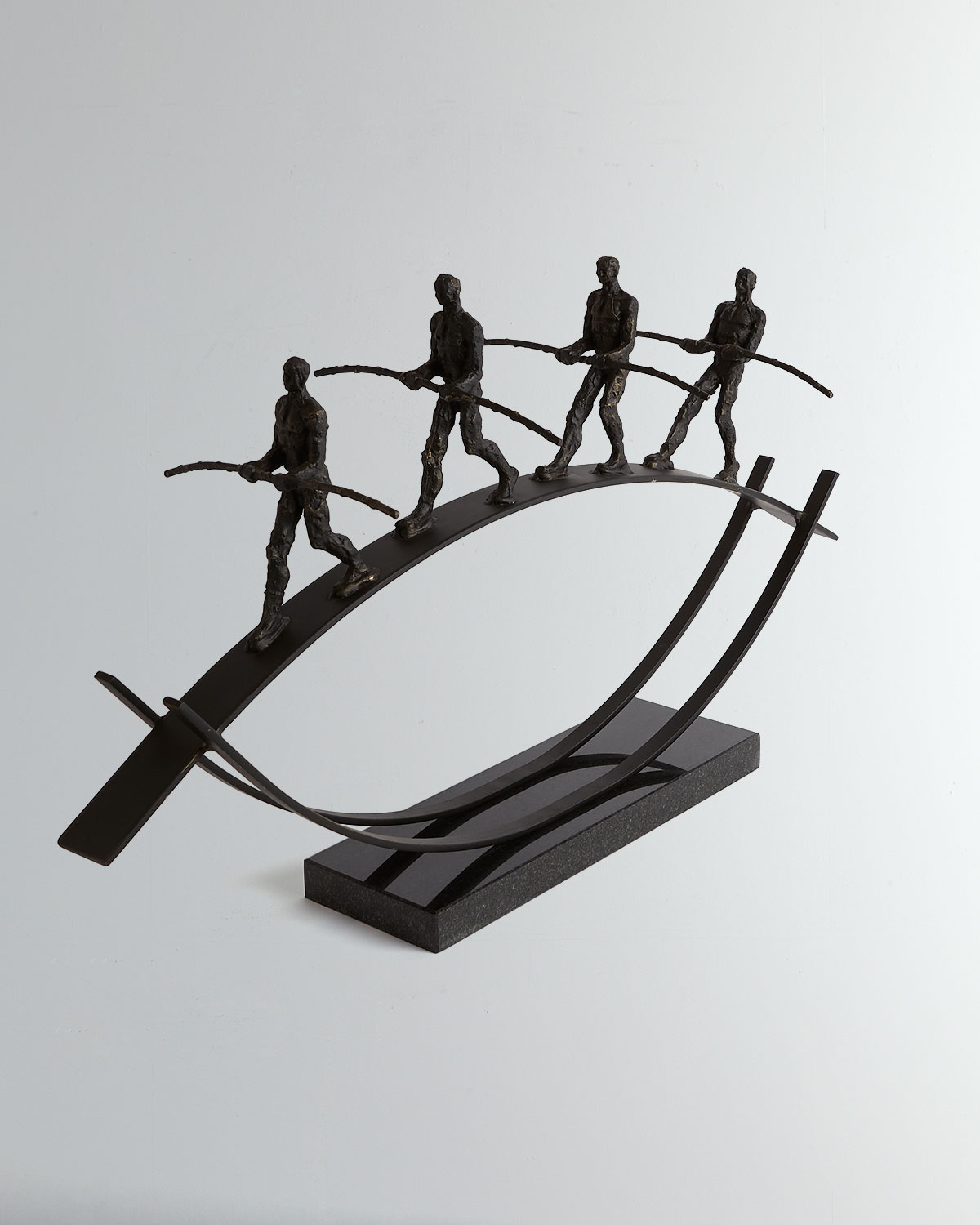 Global Views Balance Sculpture