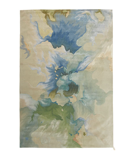 Winslow Hand-Tufted Rug, 7.9' x 9.9'