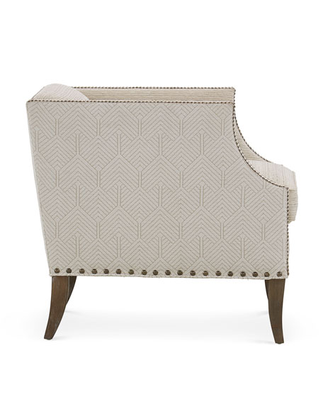 Image 3 of 3: Bernhardt Romney Accent Chair