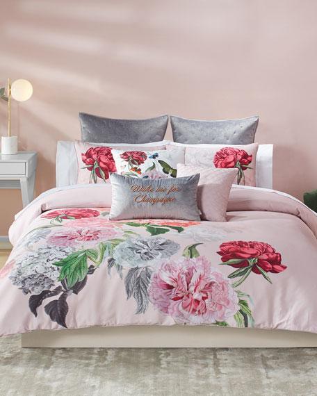 Ted Baker London Palace Gardens King Comforter Set