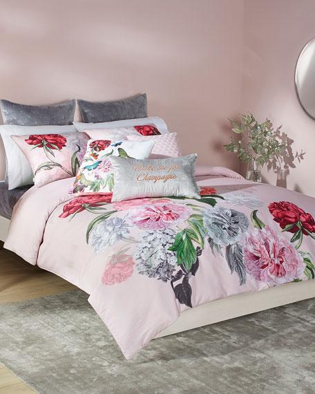 Ted Baker London Palace Gardens Twin Comforter Set