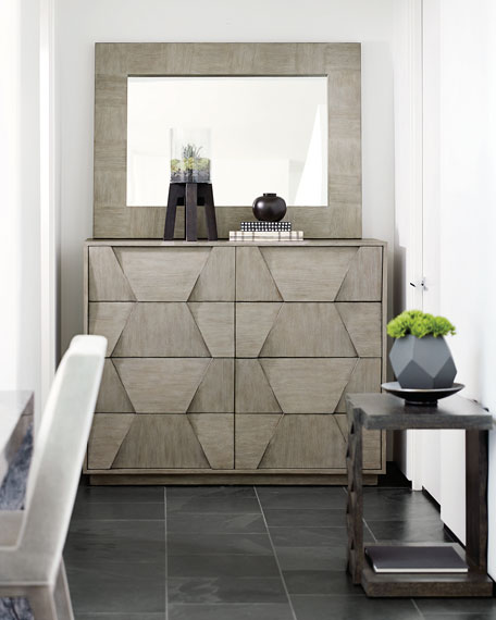Bernhardt Linea Dimensional 8-Drawer Dresser