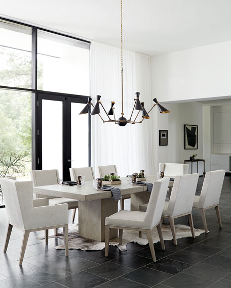 Bernhardt Linea Upholstered Side Chair