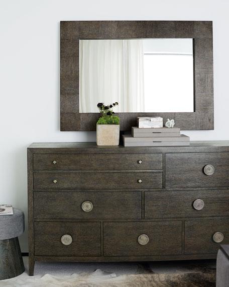Bernhardt Linea Rectangle Mirror