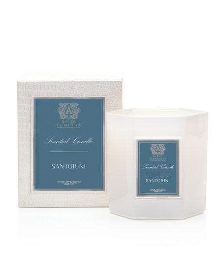 Antica Farmacista Santorini Candle, 9 oz. / 255g