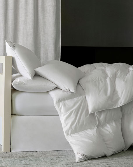 SFERRA 800-Fill European Down Light Weight Twin Duvet