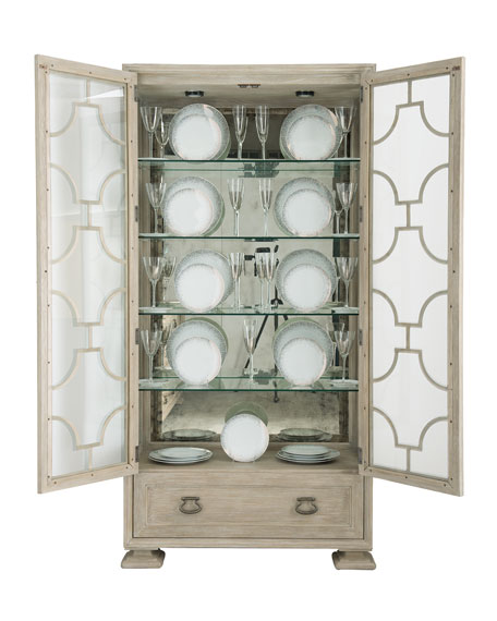 Bernhardt Santa Barbara Display Cabinet