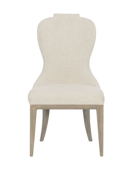 Bernhardt Santa Barbara Notched Side Chair