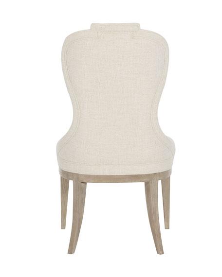 Bernhardt Santa Barbara Notched Side Chair