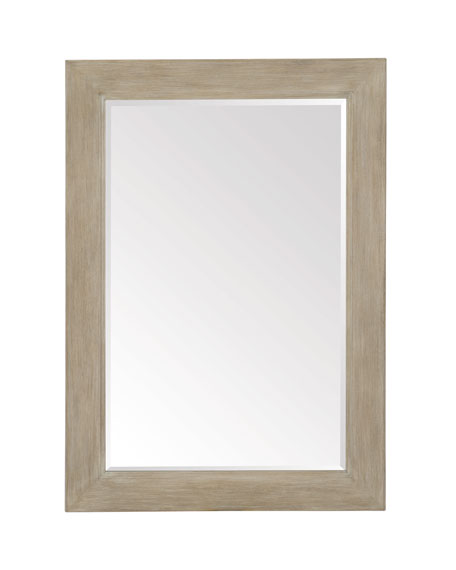 Bernhardt Santa Barbara Rectangle Dresser Mirror