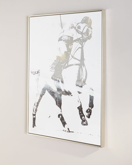 """Benson-Cobb Studios """"Ambition"""" Polo Artwork"""