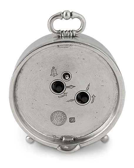 Match Toscana Alarm Clock