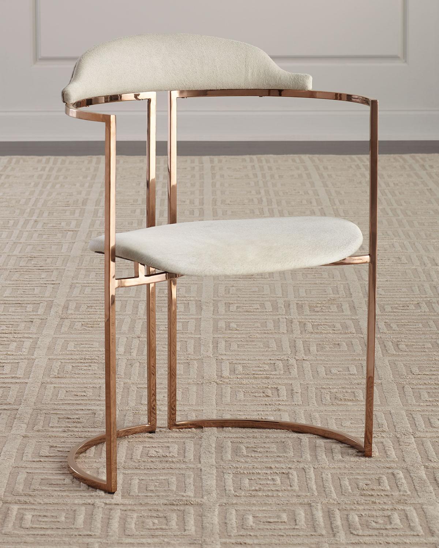 Zephyr Cowhide Chair