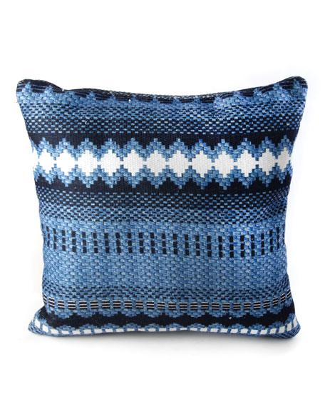 MacKenzie-Childs Villa Terrace Outdoor Accent Pillow