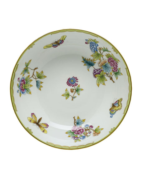 Herend Queen Victoria Medium Bowl