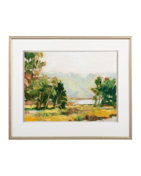 "John-Richard Collection ""Changing Sunlight I"" Art Print"