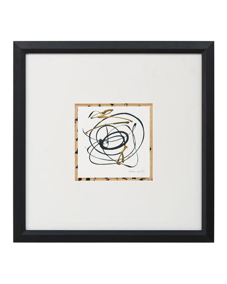 "John-Richard Collection ""Loops Loops V"" Giclee Wall Art by Dyann Gunter"