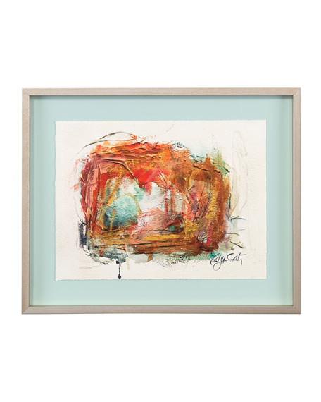 """John-Richard Collection """"Pieces 7"""" Giclee Wall Art by Emily Ryan Smith"""