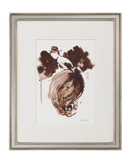 "John-Richard Collection ""Ladylike IV"" Giclee Wall Art by Kiah Denson"