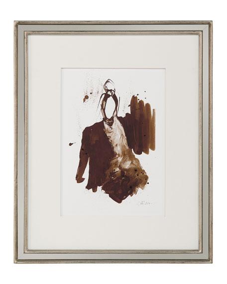 "John-Richard Collection ""Ladylike III"" Giclee Wall Art by Kiah Denson"