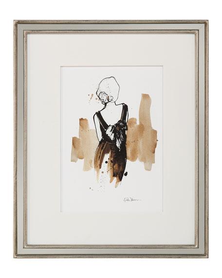 "John-Richard Collection ""Ladylike II"" Giclee Wall Art by Kiah Denson"