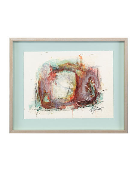 """John-Richard Collection """"Pieces 8"""" Giclee Wall Art by Emily Ryan Smith"""