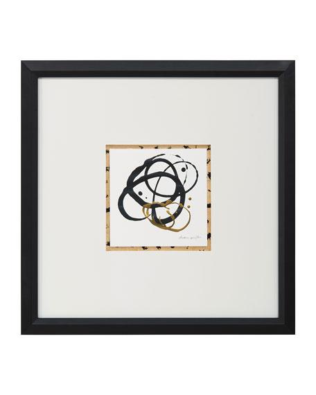 "John-Richard Collection ""Loops Loops VII"" Giclee Wall Art by Dyann Gunter"