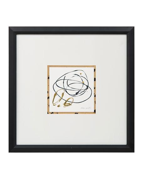 "John-Richard Collection ""Loops Loops III"" Giclee Wall Art by Dyann Gunter"