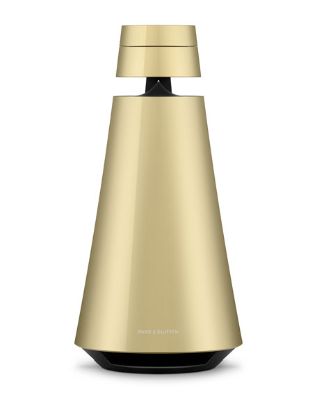Image 1 of 2: Bang & Olufsen Beosound 1 Speaker with Google Assistant