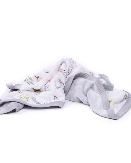 Oilo Studio Fawn Cuddle Blanket & Star Pillow Set