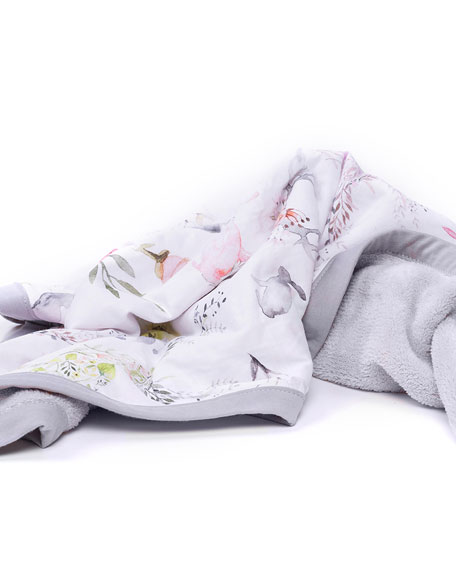 Oilo Studio Fawn Jersey Cuddle Blanket