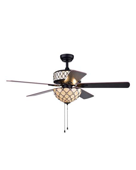 Home Accessories Tohva Chandelier Ceiling Fan