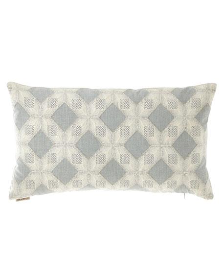 D.V. Kap Home Linear Lace Pillow