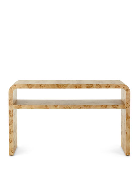 Nan Two-Tiered Console Table