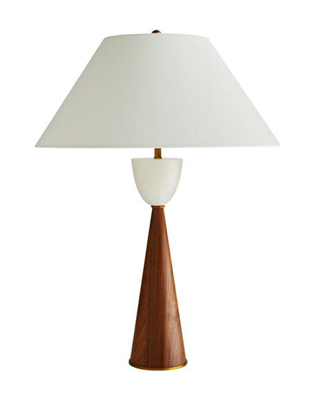 Image 1 of 2: Arteriors Stanford Lamp