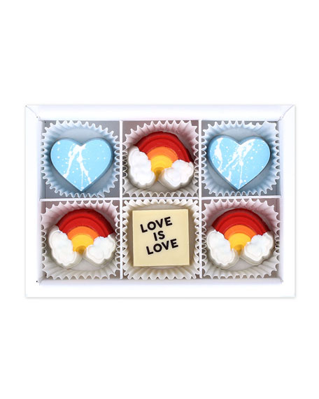Maggie Louise Love is Love Chocolate Gift Box