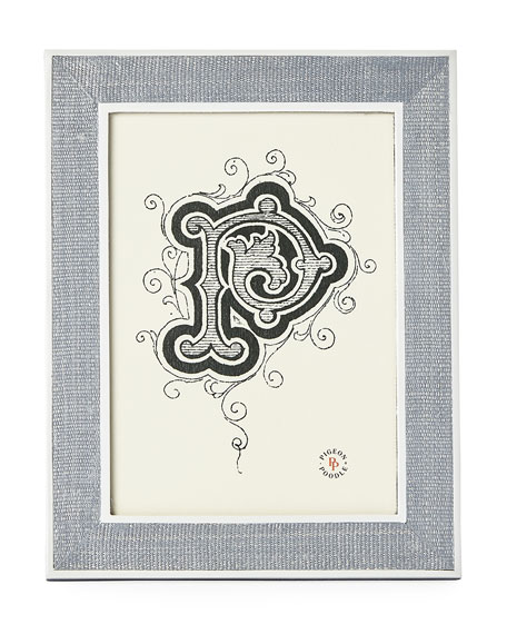 """Pigeon and Poodle Aberdeen Picture Frame, 5"""" x 7"""""""