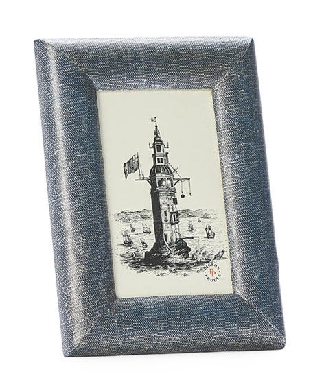 """Pigeon and Poodle Cardiff Picture Frame, 4"""" x 6"""""""