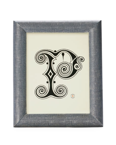 """Pigeon and Poodle Cardiff Picture Frame, 8"""" x 10"""""""