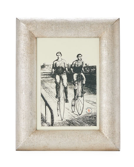 """Pigeon and Poodle Cardiff Picture Frame, 5"""" x 7"""""""