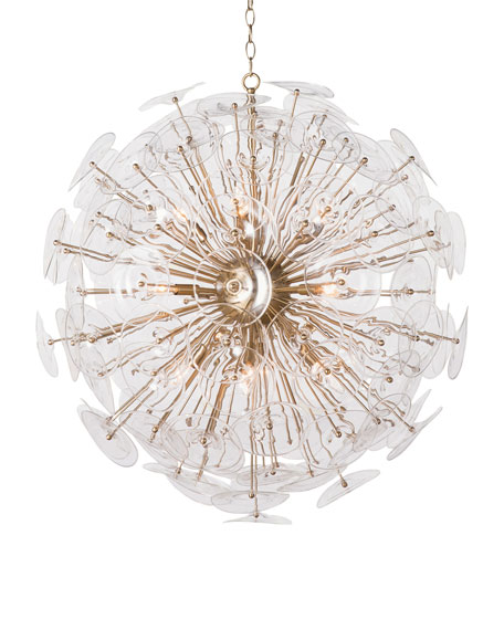 Regina Andrew Design Poppy Glass Chandelier
