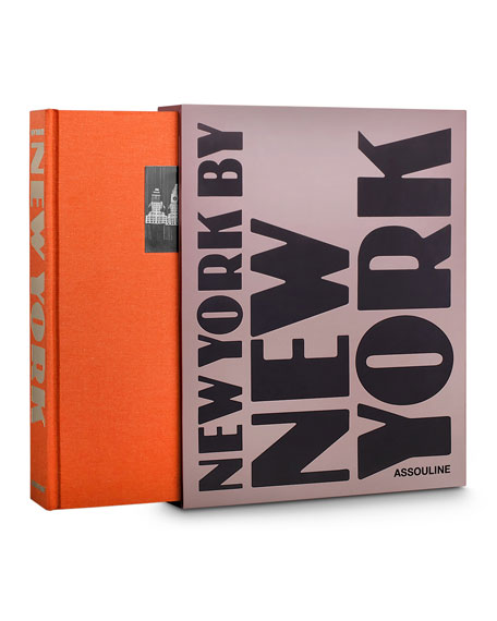 "Assouline Publishing ""New York by New York"" Book"
