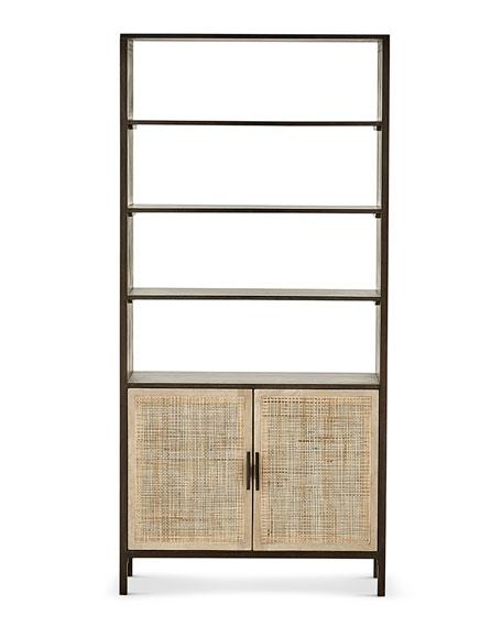 Royce Tall Bookcase