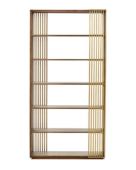 Edison Tall Bookcase