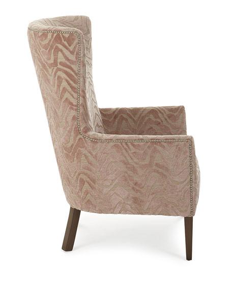 Massoud Pantone Wing Chair