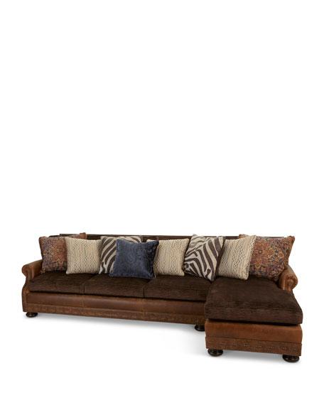 Massoud Linnea Right Chaise Sectional