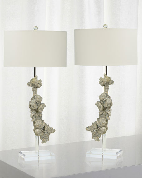 Regina Andrew Design Pair of Meri Buffet Table Lamps
